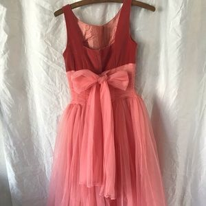 Vintage bridesmaid or evening dress
